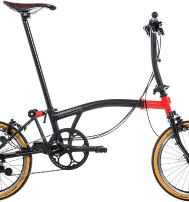 Brompton CHPT3 bike for sale