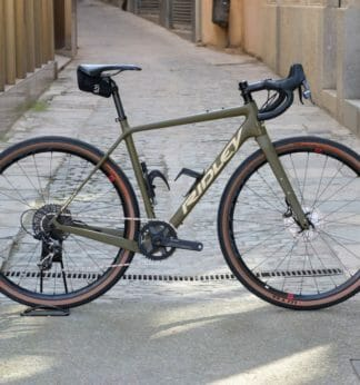 Ridley Kanzo Adventure Carbon Force 1 x Gravel Bike For Sale