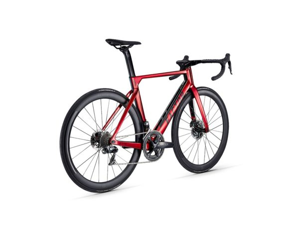 Factor ONE_Disc Red_bike for sale