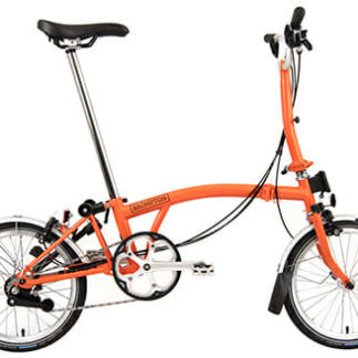 brompton-orange for sale