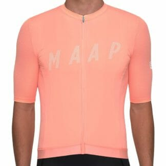 MAAP-Echo-Pro-Base-Short-Sleeve-Jersey-Coral