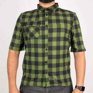 Gravel-republik-camisa-green