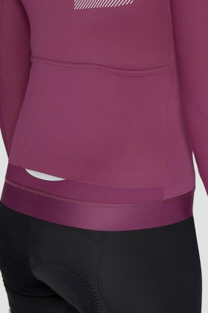 Female-Jersey-Echo-Pro-Base-LS-Grape_maap-cycling-apparel_3-Eat-Sleep-Cycle