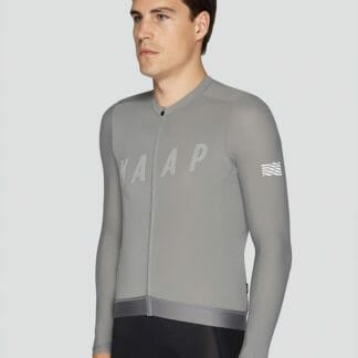 Male-Jersey-Echo-Pro-Base-LS-Ash_maap-cycling-apparel_1-Eat-Sleep-Cycle