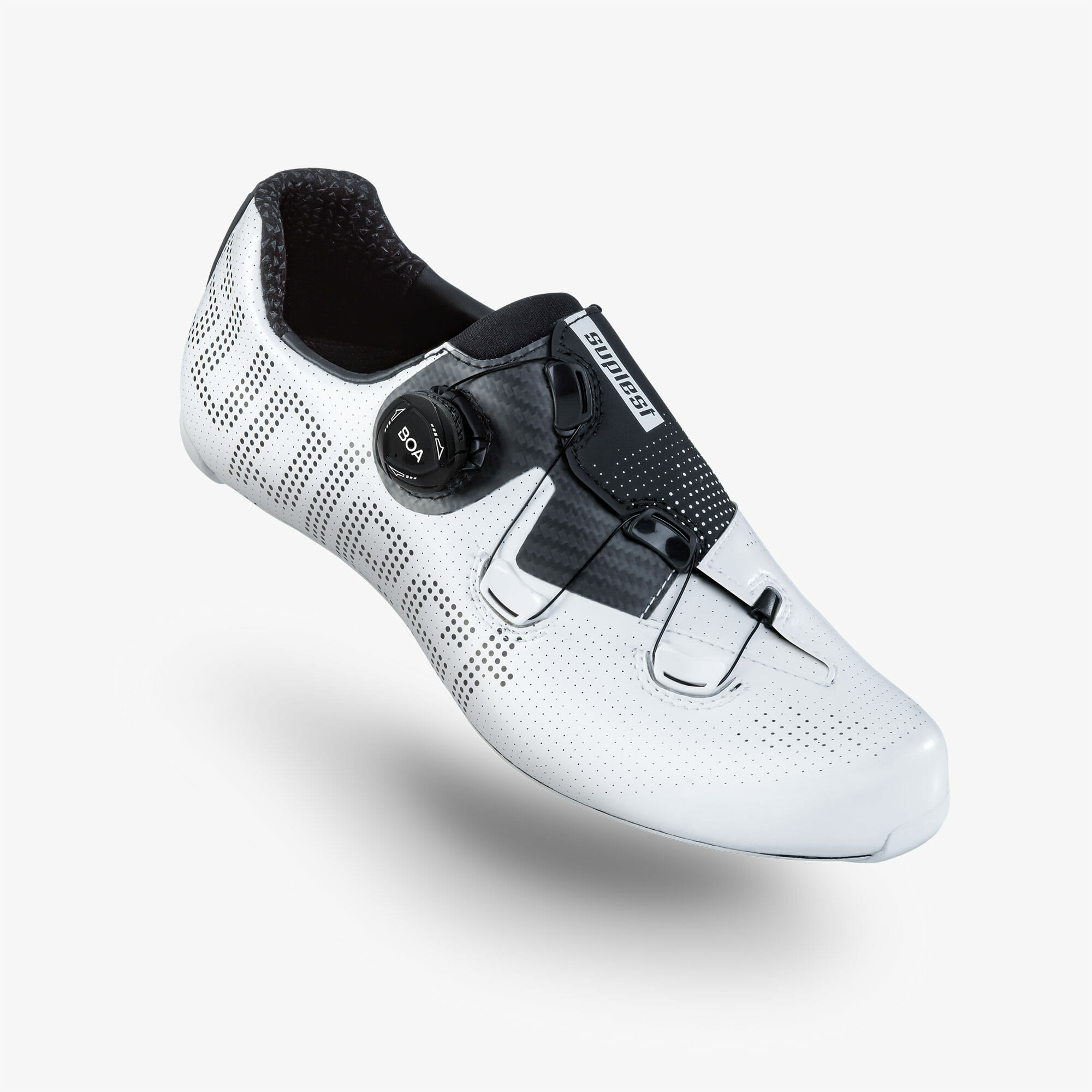 Suplest Road Performance Shoes White Eat Sleep Cycle