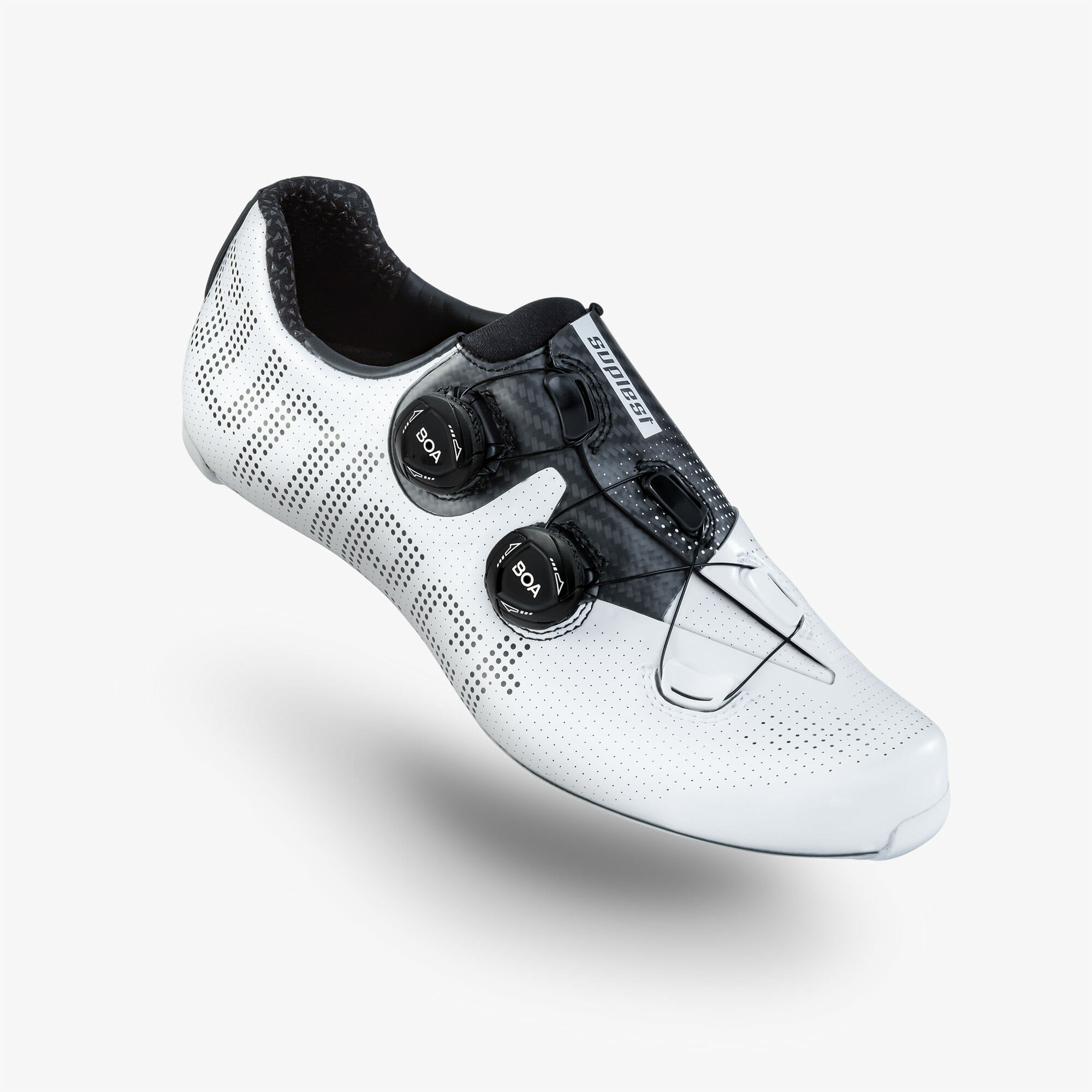 Suplest Road Pro Shoes White Eat Sleep Cycle