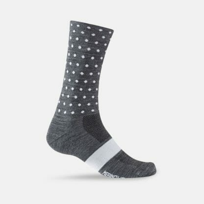 giro-seasonal-merino-wool-charcoal-white-dots-Eat-Sleep-Cycle