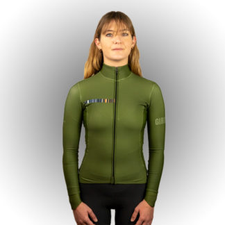 Eat-Sleep-Cycle-Girona-Onyar-Jersey-Womens-Green